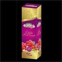 Litchi Fruit Syrup
