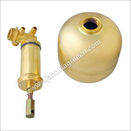 Brass Pressure Vessel