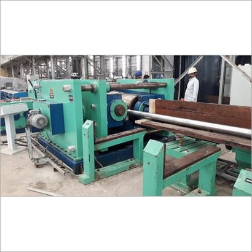 Drill Pipe Straightening Machine