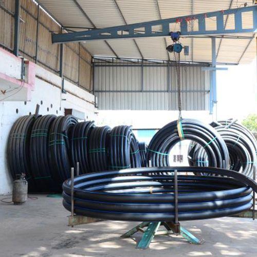 High Pressure HDPE Coil Pipe