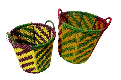 Handmade Rope Bucket