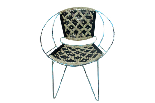 Handicrafted Rope  Chair