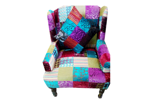 Upholstered Sofa Chair