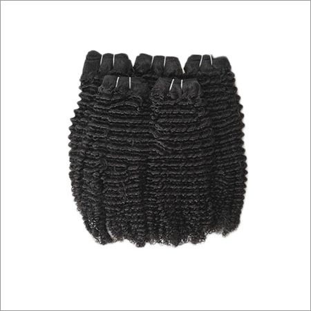 Kinky Curly Machine Weft