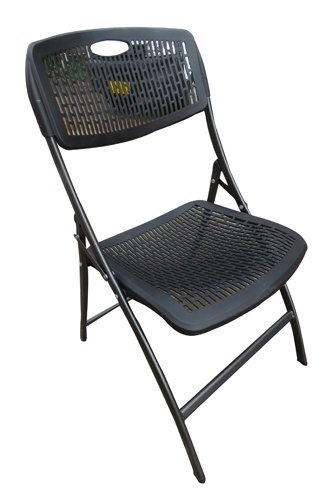 Folding Chair-Perforated plastic