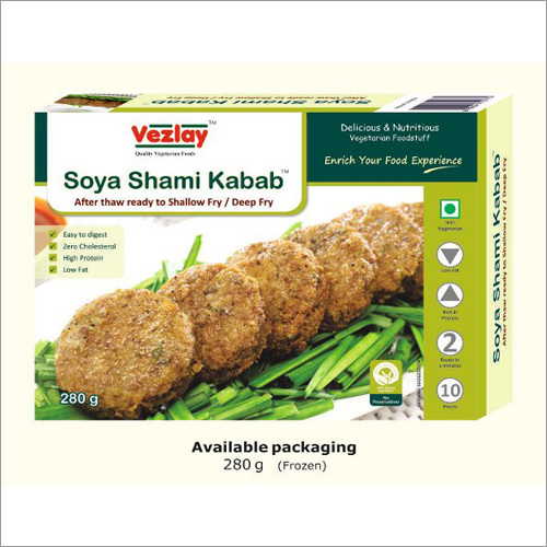 Traditional shami kebab