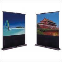 Portable Range of Screens