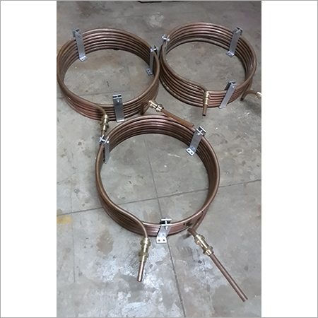 Pump Cooling Coil