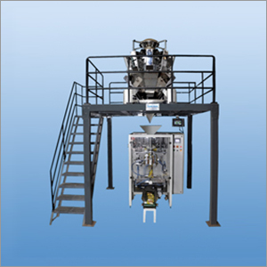 Pneumatic Collar Type Machine With Multihead Load Cell