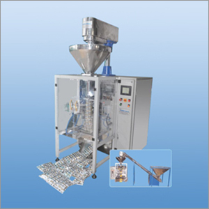 Pneumatic Collar Type Auger Filler PLC Based