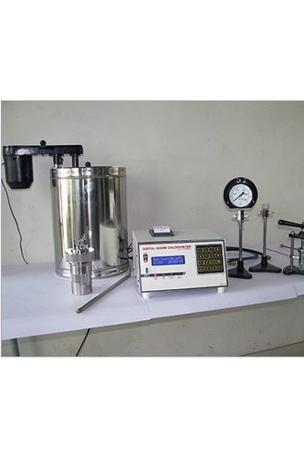 FULLY AUTOMATIC CALORIMETER