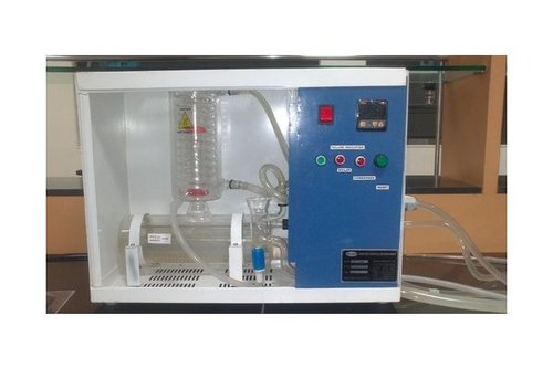 CABINET TYPE DISTILLATION APPARATUS - SINGLE STAGE