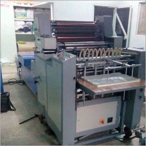 Nonwoven Bag Printing Machine