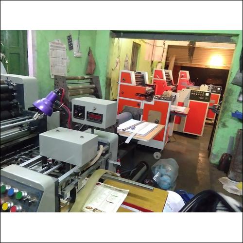 Multi Color Offset Printing Machine