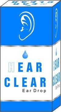 Hear Clear Ear Drop