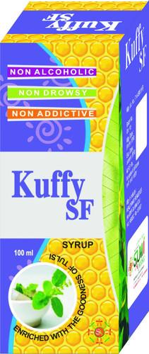 KUFFY sf syrup
