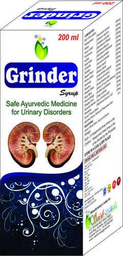 GRINDER syrup