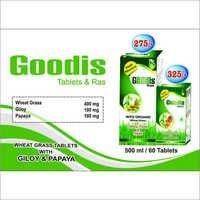 Goodis Tablets & Ras
