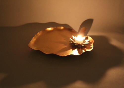 Pipal Leaf Platter