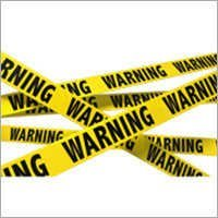 Custom Printed Warning Tapes