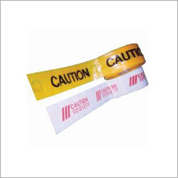 Plastic Caution Tapes