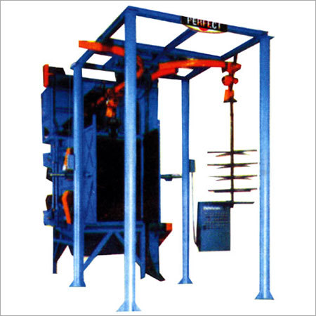 Manual Hanger Y Type Machine