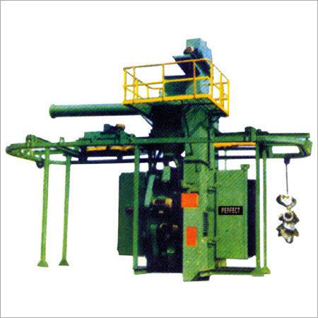 Inline Monorail Hanger Type Machine