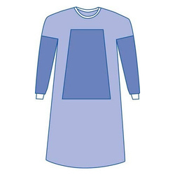 Disposable Reinforced Gown