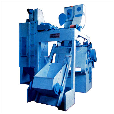 Autoloading Tumblast Machine