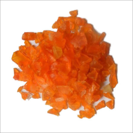 Polycarbonate Orange Granules
