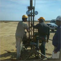 Static Cone Penetration Test