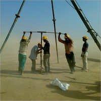 Auger Method Soil Investigation