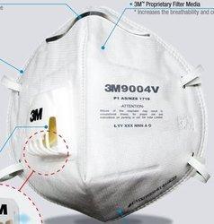9004V Valved Dust/Mist Respirator,