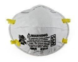 3M Particulate Respirator 8210