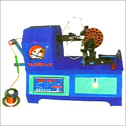 Four Coil Winding Machine
