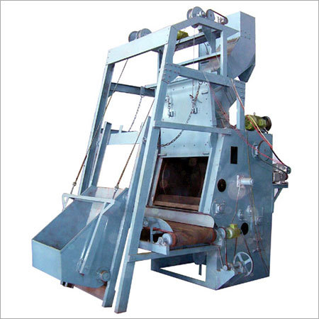 Manual Tumblast Machine