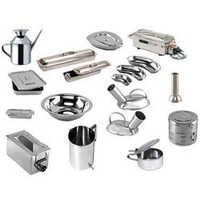 Hospital Hollowares Stainless Steel Product