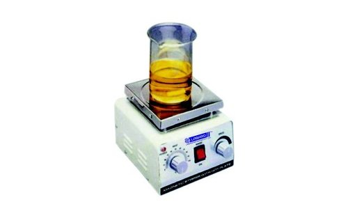MAGNETIC STIRRER (With heating system)