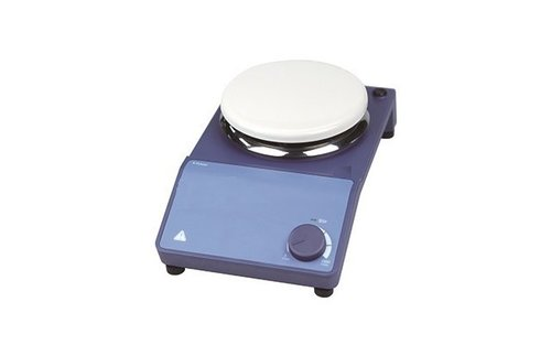 MAGNETIC STIRRER WITH CERAMIC COATED TOP PLATE