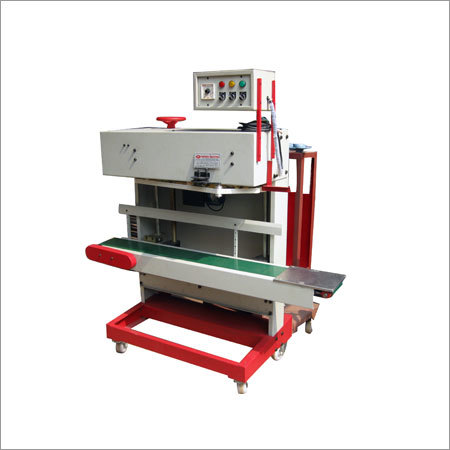 Band Sealer Packaging Machine