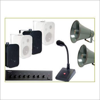 Portable Public Address Systems