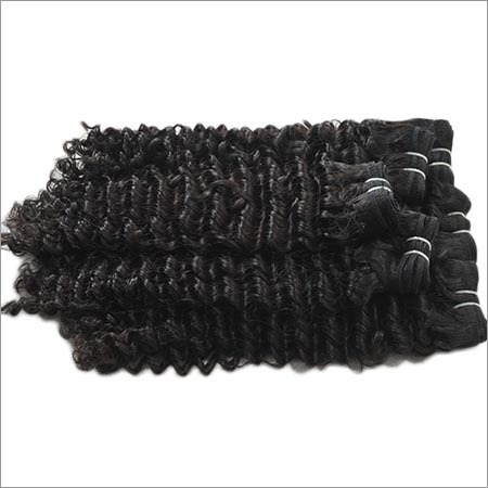 Wholesale Weft Curly Hair