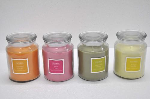 20 Oz Glass Jar Candle
