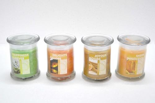 Tumbler Jar Candle