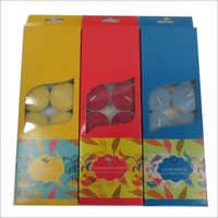 12 pack Scented and unscented tea light candle