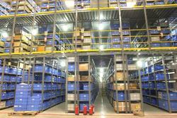 Multi Tier Racking Structures