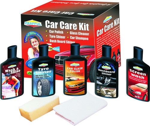 Car Care KIt..IMAGES PROBLM