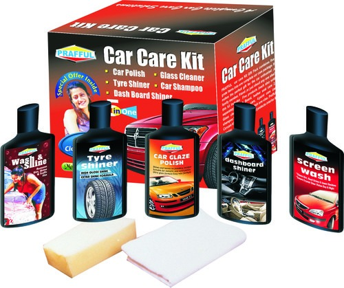 Car Care KIt..IMAGES PROBLM