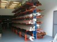 Medium Duty Cantilever Racks