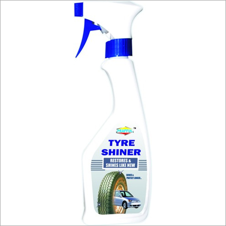 Tyre Shiner.Spray